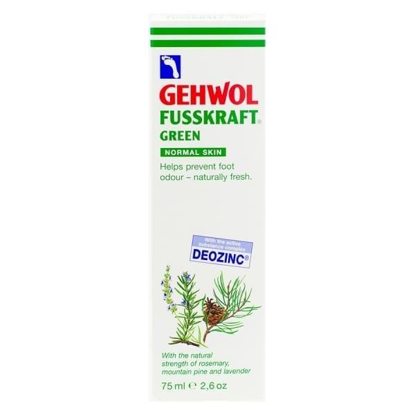 Gehwol 158 – Fusskraft Green-box