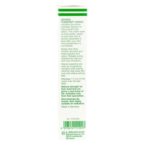 Gehwol 158 – Fusskraft Green-side