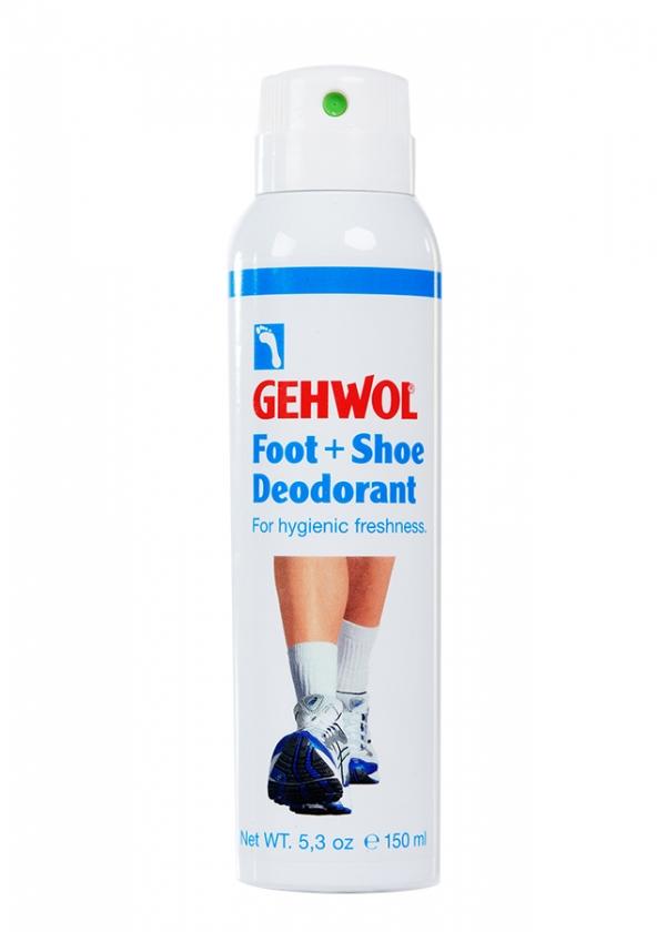 Foot and Shoe Deodorant