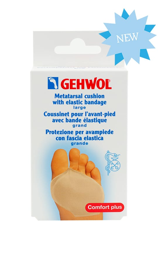 Metatarsal-cushion-elastic-bandage